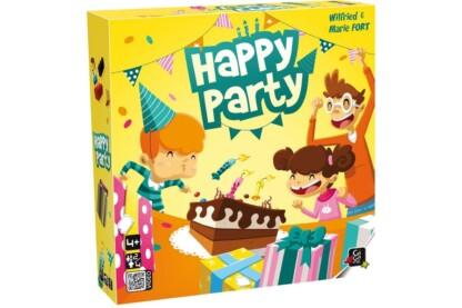 Happy Party társasjáték (100119)