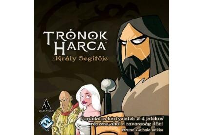 Trónok harca - A király segítője  társasjáték (101930)