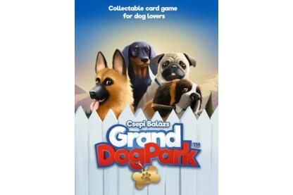Grand Dog Park társasjáték (410095)