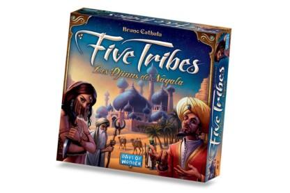 Five Tribes - Naqala dzsinnjei társasjáték (416013)
