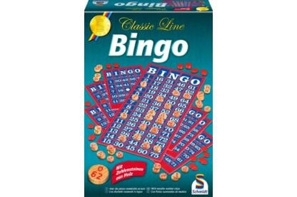 Schmidt - Classic Line Bingo társasjáték (49089)