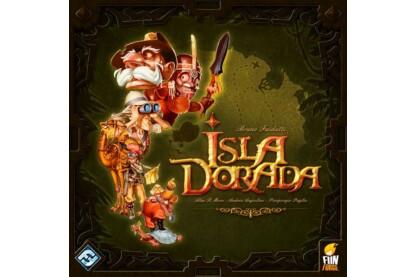 Isla Dorada társasjáték (610142)