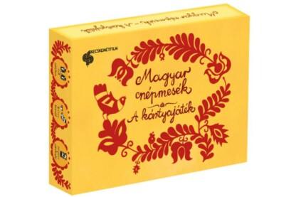 Magyar népmesék - A kártyajáték (707040)