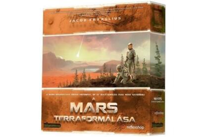 A Mars Terraformálása társasjáték (707088)