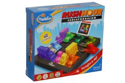 Thinkfun 750550 - Rush Hour - Csúcsforgalom társasjáték