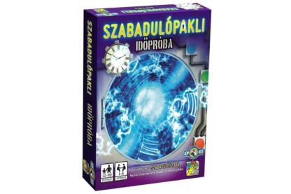 Szabadulópakli - Időpróba társasjáték (750703)