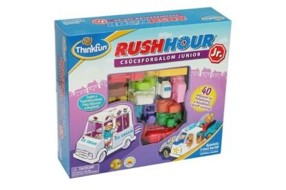 Thinkfun 751533 - Rush Hour - Csúcsforgalom Junior társasjáték