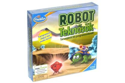 Thinkfun 751717 - Robot Teknősök társasjáték