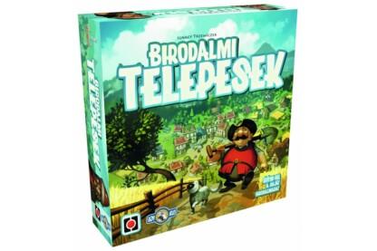 Birodalmi Telepesek társasjáték (751830)