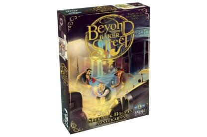 Beyond Baker Street - Sherlock Holmes árnyékában társasjáték (751984)