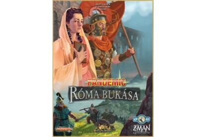 Pandemic - Róma bukása társasjáték (752097)
