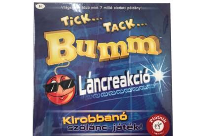 Tick Tack Bumm Láncreakció társasjáték (756993)