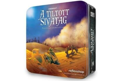 A Tiltott Sivatag társasjáték (840029)