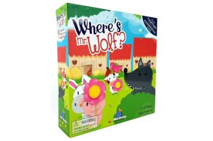 Where's Mr. Wolf? társasjáték (904826)