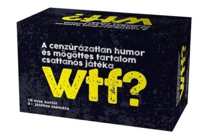 WTF? társasjáték (840302)