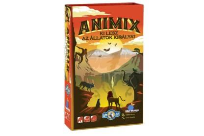 Animix - Ki lesz az állatok királya? (752905)