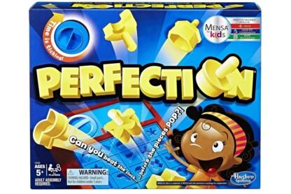Hasbro - Perfection társasjáték (C0432)