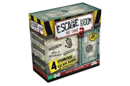 Escape Room - The Game 2.0 társasjaték (6101891)