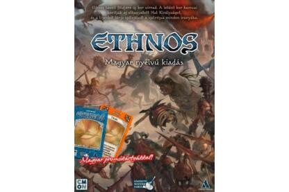 Ethnos Promó törzs (Tündérek) - kiegészítő