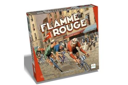 Flamme Rouge társasjáték (LAUFR)