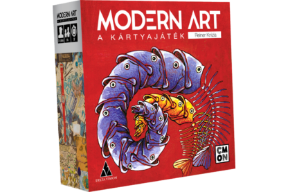 Modern Art - A kártyajáték