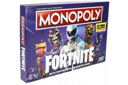Hasbro - Monopoly Fortnite társasjáték (E6603)