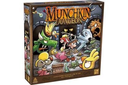 Munchkin Dungeon társasjáték