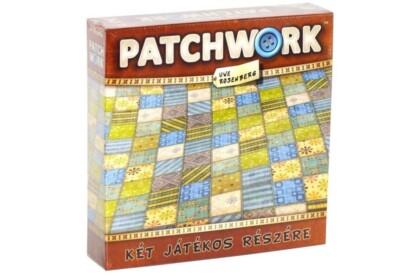 Patchwork 2 személyes társasjáték