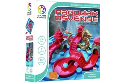 Smart Games - Pagodák ösvénye - Sárkány kiadás logikai játék