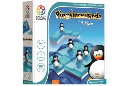 Smart Games - Pingvincsúszda logikai játék