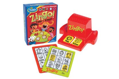 Thinkfun 7700 - Zingo a Bingo! társasjáték