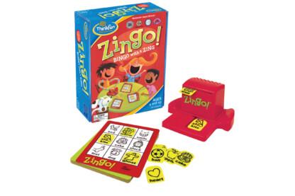 Thinkfun 7700E - Zingo! a társasjáték angol nyelven