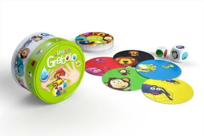 Grabolo Junior társasjáték (GJ001)