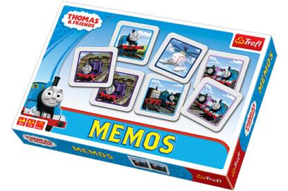 Trefl 00785 - Thomas és barátai memóriajáték