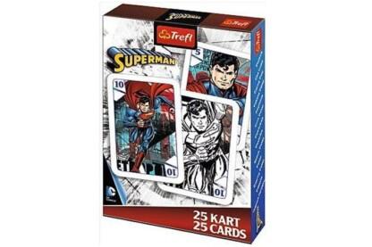 Trefl 08469 - Superman - Fekete Péter kártya