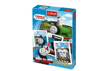 Trefl 08473 - Thomas és barátai 2. - Fekete Péter kártya