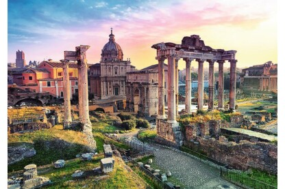 Trefl 10443 - Forum Romanum - 1000 db-os puzzle