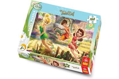 Trefl 15202 - Tündérkék - 160 db-os puzzle