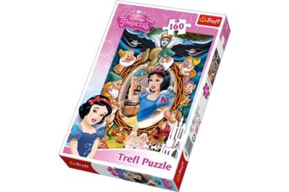 Trefl 15299 - Disney Princess - Hófehérke - 160 db-os puzzle