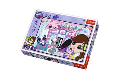 Trefl 15326 - Littlest Pet Shop - 160 db-os puzzle