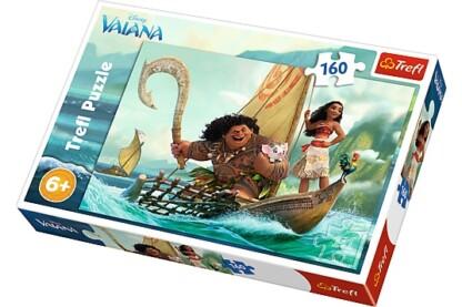 Trefl 15334 - Vaiana - 160 db-os puzzle