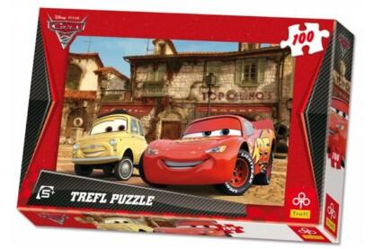 Trefl 16160 - Verdák 2. - 100 db-os puzzle
