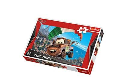 Trefl 16187 - Verdák 2. Matuka repül - 100 db-os puzzle