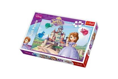 Trefl 16226 - Szófia hercegnő - 100 db-os puzzle