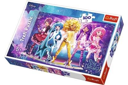Trefl 16309 - Star Darlings - Csillagocskák - 100 db-os puzzle