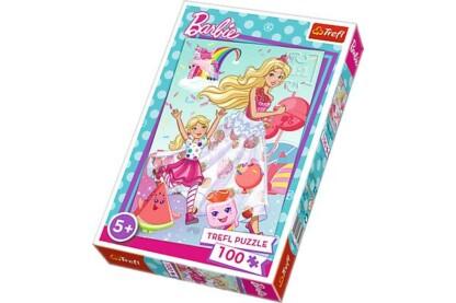 Trefl 16314 - Barbie World - 100 db-os puzzle