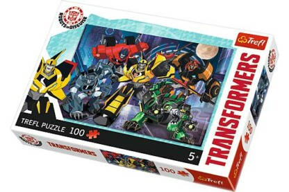 Trefl 16315 - Transformers - 100 db-os puzzle