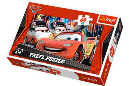 Trefl 17211 - Verdák 2. - Tokio - 60 db-os puzzle