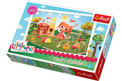 Trefl 17235 - Lalaloopsy - 60 db-os puzzle