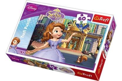Trefl 17239 - Szófia Hercegnő - 60 db-os puzzle